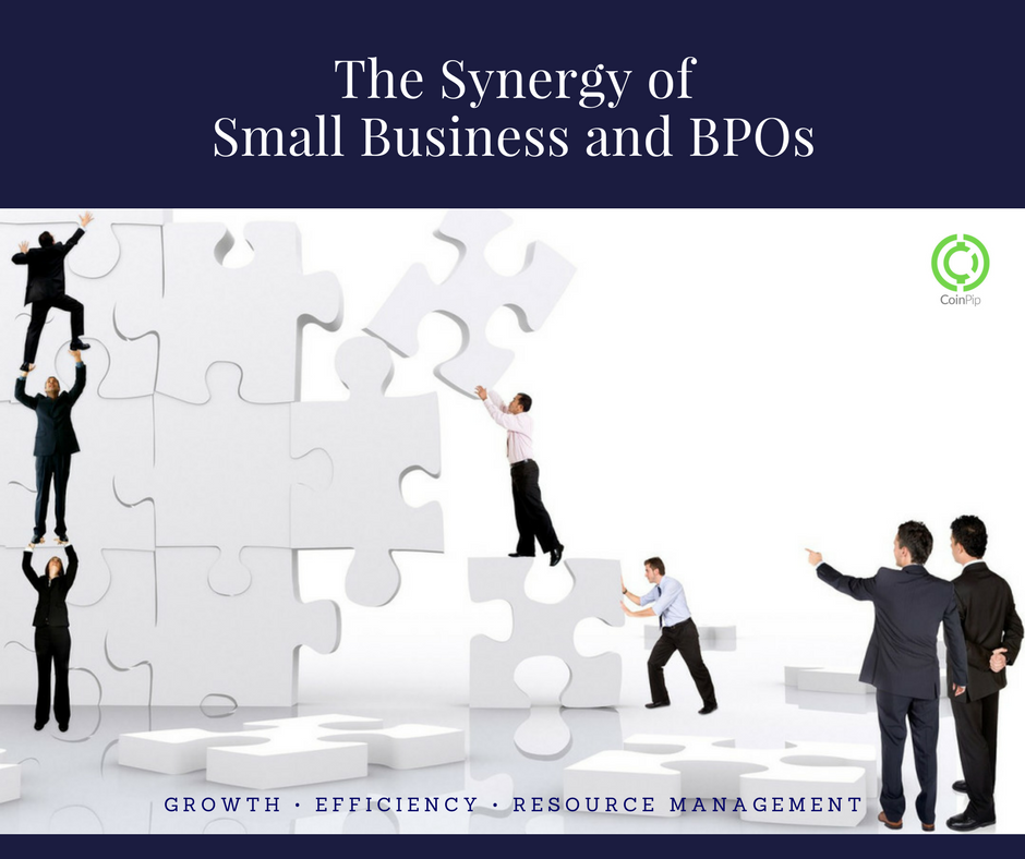 The Synergy of Small Business and BPOs