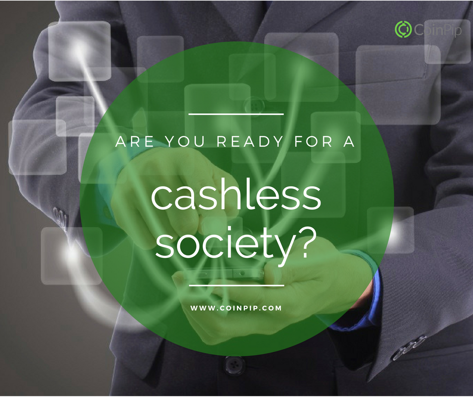 Cashless Society The Future of Money