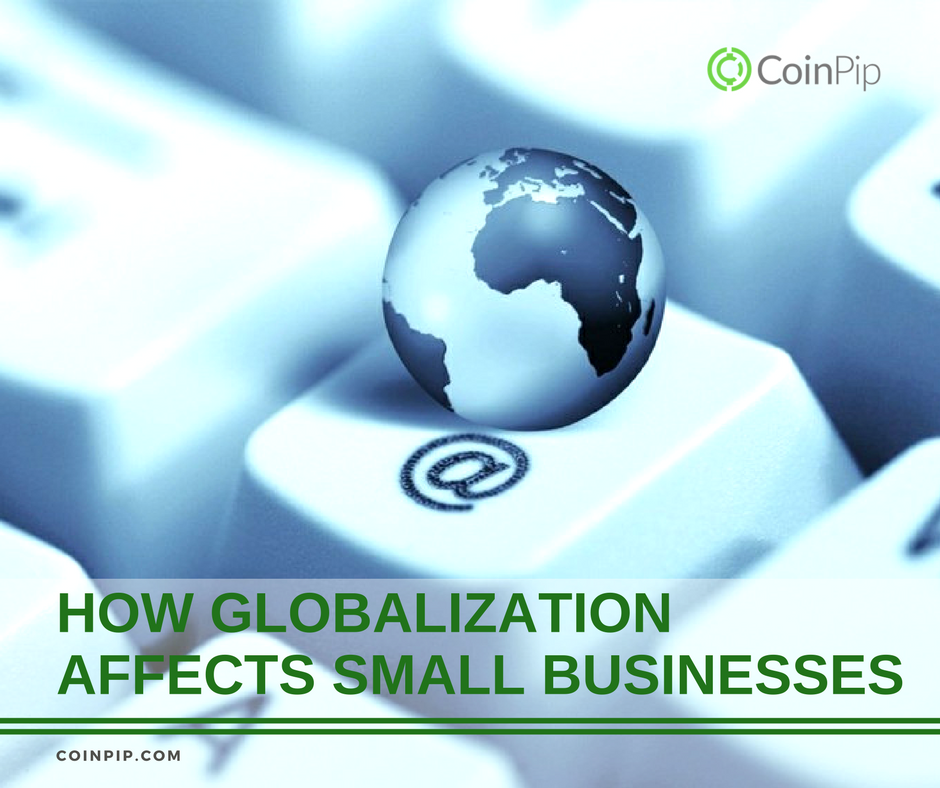 How Globalization Affects Small Businesses