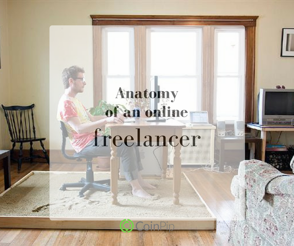 anatomy of an online freelancer