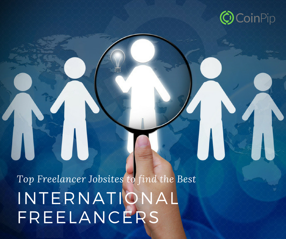 5 Jobsites to Find International Freelancers