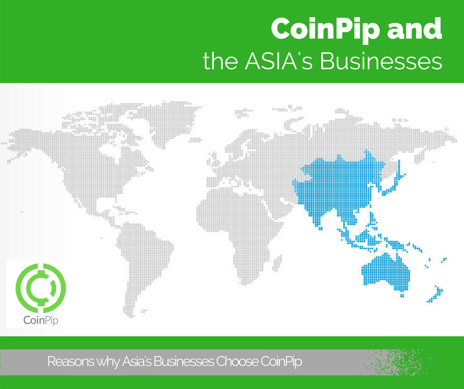 6 Reasons Why Asia's Businesses Use CoinPip to Send Money Abroad