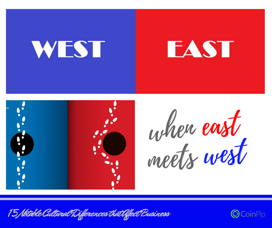 East meets West 15 Cultural Differences that Affect Business