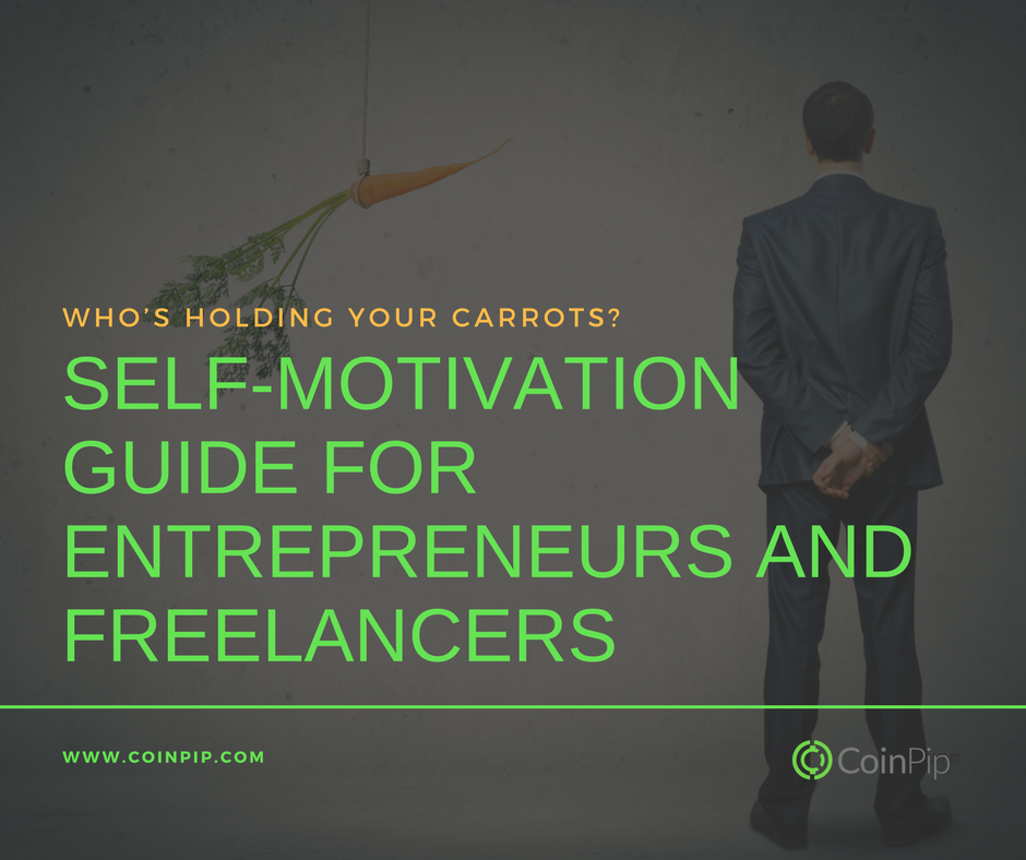 self-motivation guide for entrepreneurs and freelancers