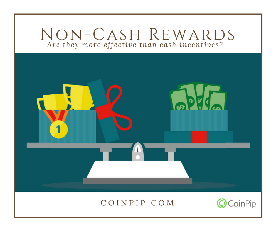 Non-Cash Rewards are More Effective Motivational Tool
