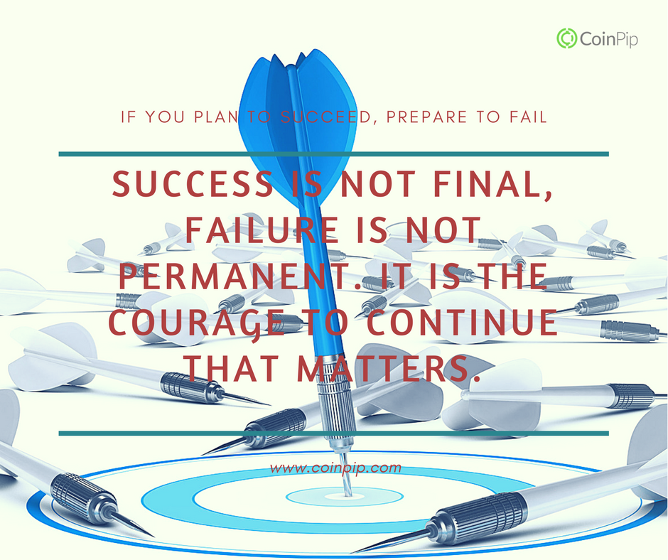If you Plan to Succeed, Prepare to Fail